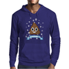 Poop Emoji is Cool for Christmas Mens Hoodie