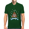 Poop Emoji is Cool for Christmas Mens Polo