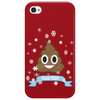 Poop Emoji is Cool for Christmas Phone Case