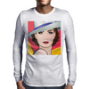 Pop Art Girl Ingrid 1 Mens Long Sleeve T-Shirt
