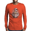 Popeye Cartoon Hardcore Mens Long Sleeve T-Shirt