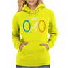 Portal Bathroom Parody Video Game Womens Hoodie