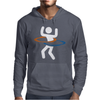 Portal Hula Hooping With Portals Mens Hoodie