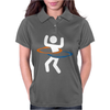 Portal Hula Hooping With Portals Womens Polo