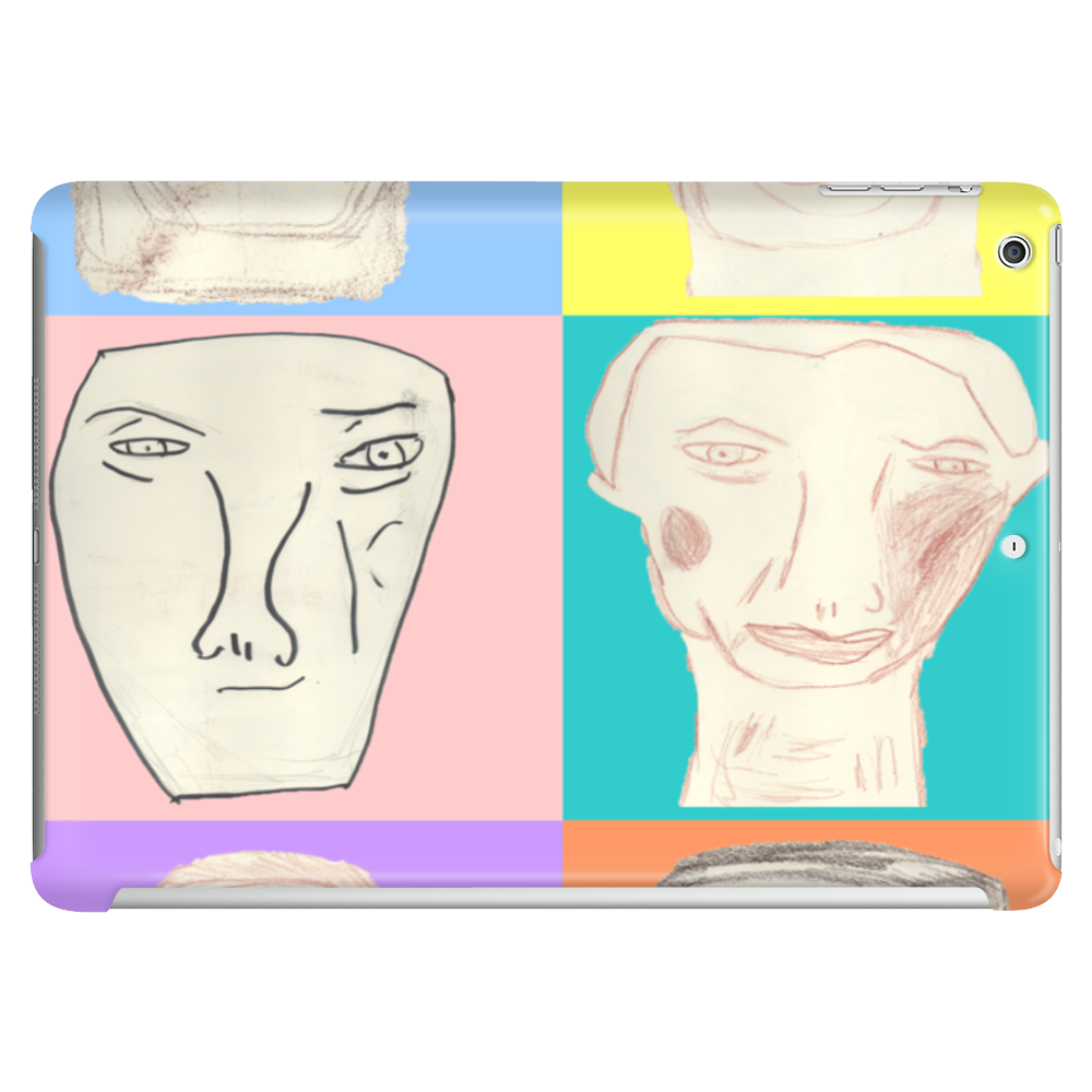 Portrait of a Man Tablet