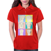 Portrait of a Man Womens Polo
