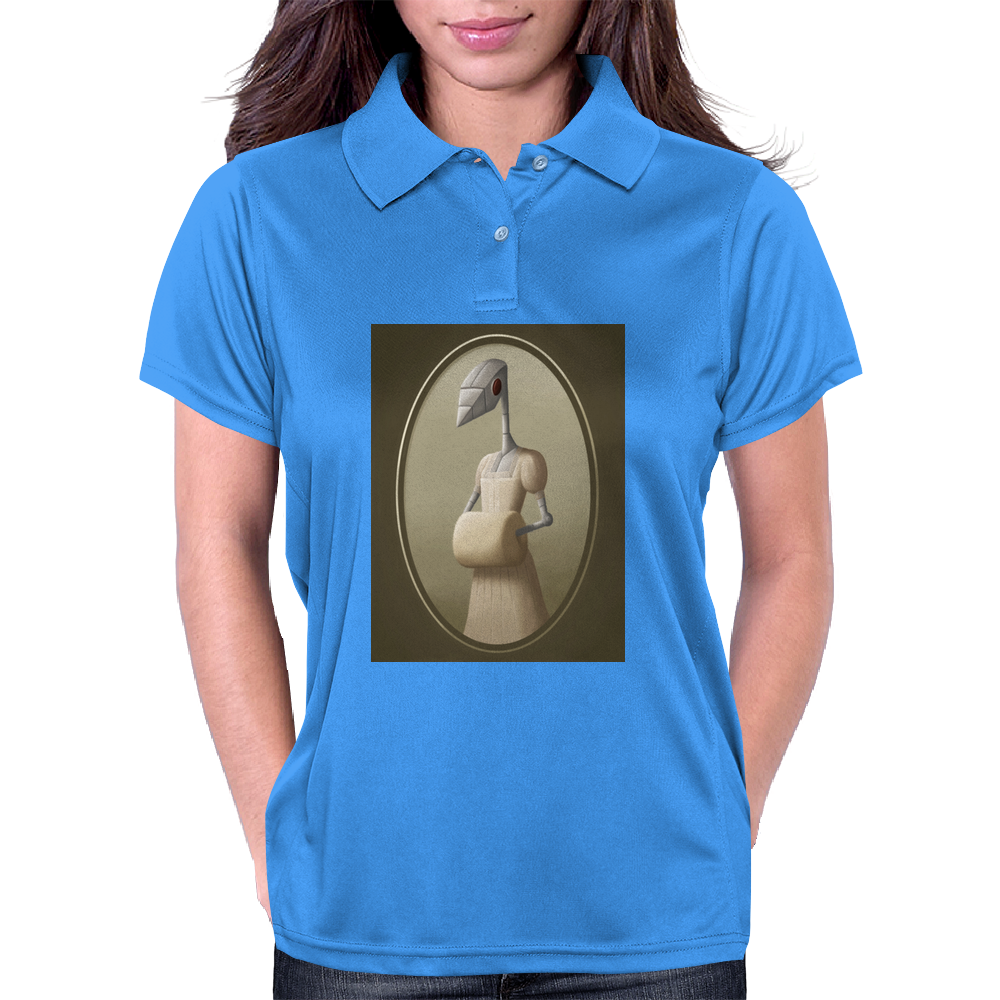 Portrait Womens Polo