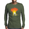 Post Apocalypse Mens Long Sleeve T-Shirt