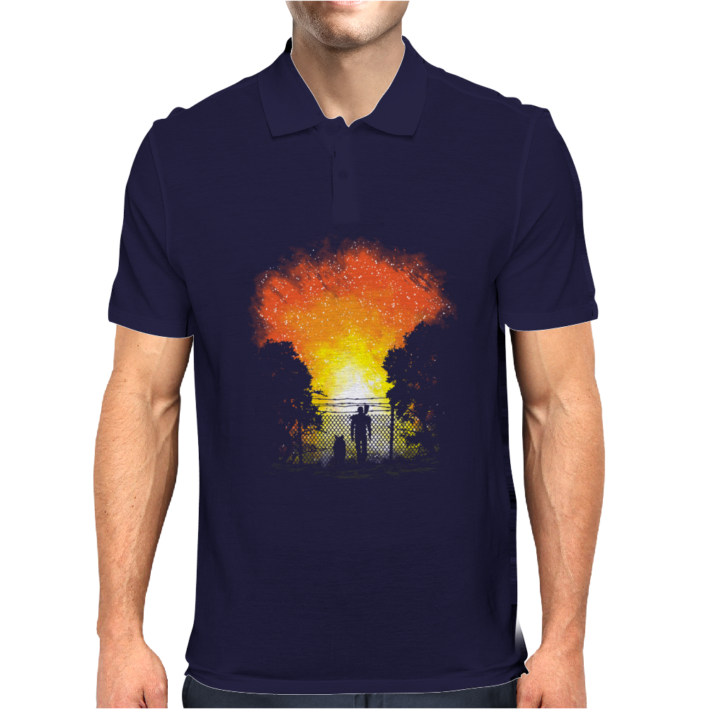 Post Apocalypse Mens Polo