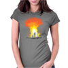 Post Apocalypse Womens Fitted T-Shirt