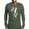 Pot Head Funny Mens Long Sleeve T-Shirt