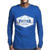Potter Authentic Relic Hunting Mens Long Sleeve T-Shirt