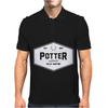 Potter Authentic Relic Hunting Mens Polo