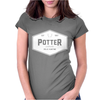 Potter Authentic Relic Hunting Womens Fitted T-Shirt