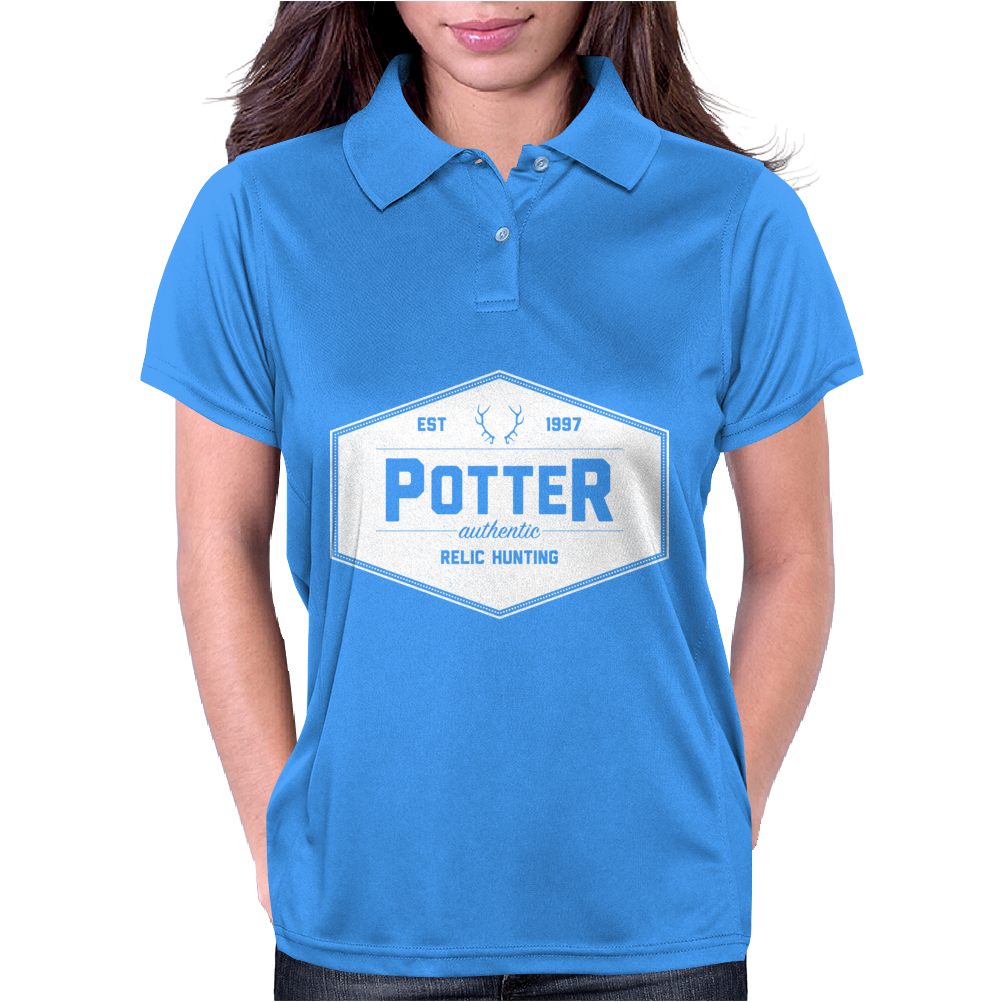 Potter Authentic Relic Hunting Womens Polo