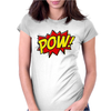 POW Womens Fitted T-Shirt