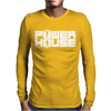 Power House Mens Long Sleeve T-Shirt