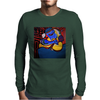 POWER NAP  PICASSO BY NORA Mens Long Sleeve T-Shirt