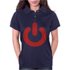 POWER NERD Womens Polo