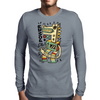 Power on Mens Long Sleeve T-Shirt