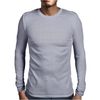 POWER STROKE Mens Long Sleeve T-Shirt
