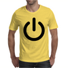 Power Symbol Mens T-Shirt