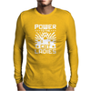 Power To The Cat Ladies Mens Long Sleeve T-Shirt