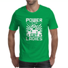 Power To The Cat Ladies Mens T-Shirt
