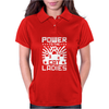Power To The Cat Ladies Womens Polo
