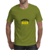 Powered by Beer Mens T-Shirt