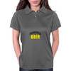 Powered by Beer Womens Polo