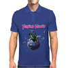 Praying Mantis Mens Polo