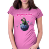 Praying Mantis Womens Fitted T-Shirt