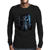 Praying Reaper Mens Long Sleeve T-Shirt