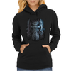 Praying Reaper Womens Hoodie