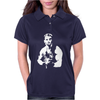 Predator Arnie Cool Retro Cult Movie Womens Polo