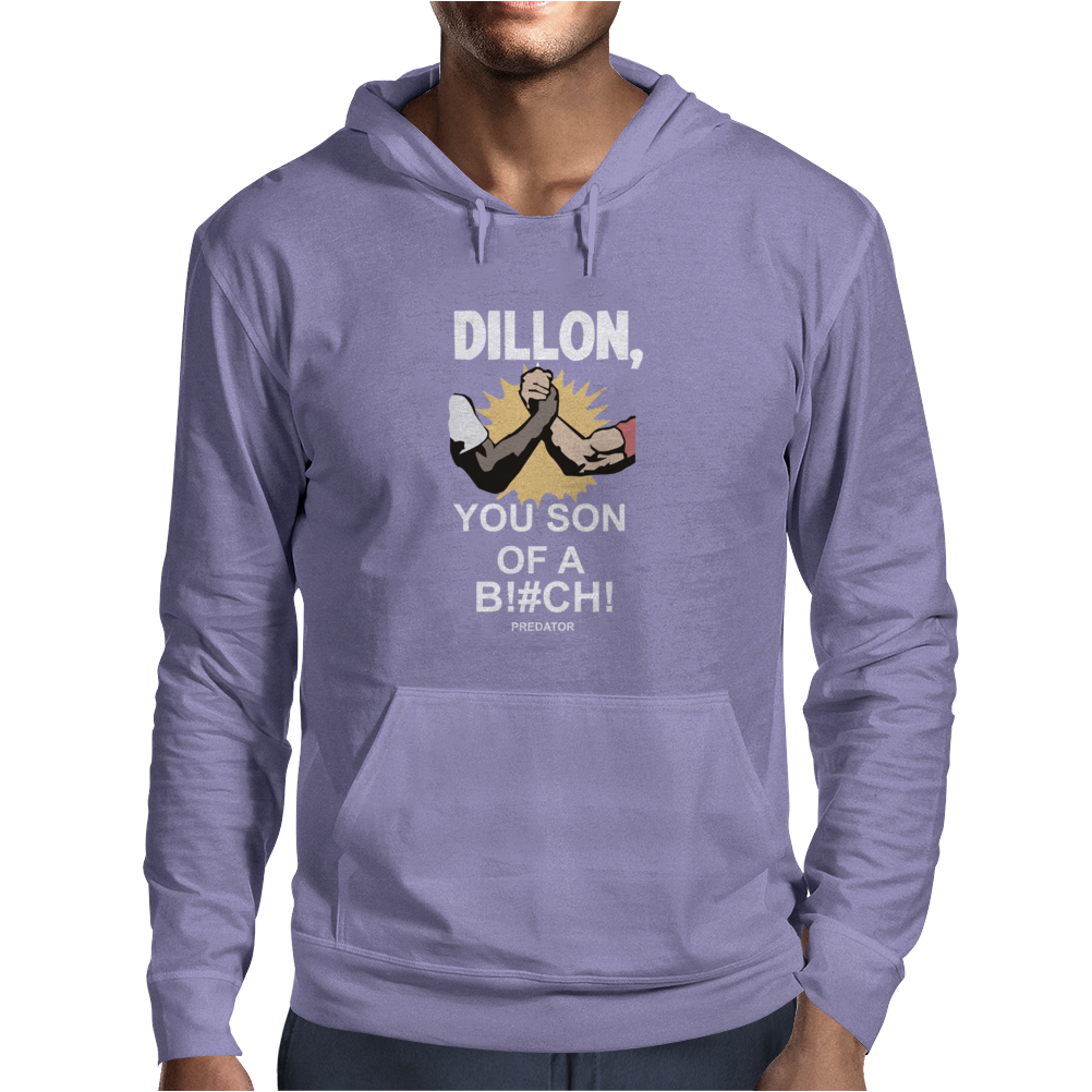 Predator Movie Dillon Licensed Adult Mens Hoodie