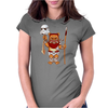 PredEwok is one cute little killing machine Womens Fitted T-Shirt