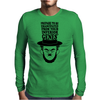 Prepare To Be Emacipated Mens Long Sleeve T-Shirt