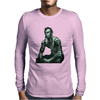 President Lincoln Five Dollar Bill Muscle Jacked Gym Mens Long Sleeve T-Shirt