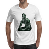 President Lincoln Five Dollar Bill Muscle Jacked Gym Mens T-Shirt