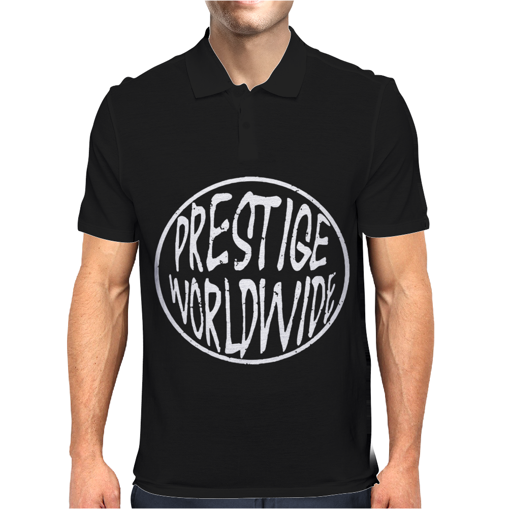 Prestige Worldwide Step Brothers Mens Polo