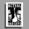 PRETTY LITTLE LIARS - 'ACTUAL BAD GUYS' Poster Print (Portrait)