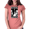 PRETTY LITTLE LIARS - 'ACTUAL BAD GUYS' Womens Fitted T-Shirt