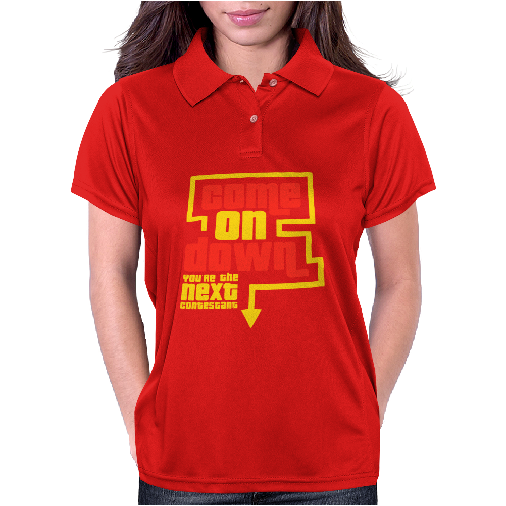 Price is Right Womens Polo
