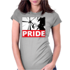 Pride Womens Fitted T-Shirt