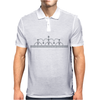 Princess Diamond Tiara Mens Polo
