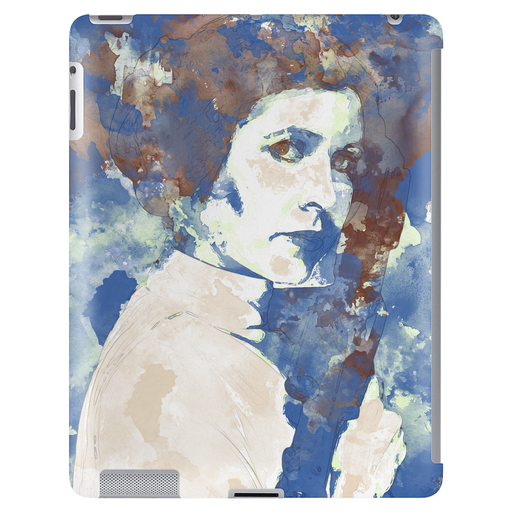 Princess Leia Tablet