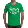 Princess on Board ! Mens T-Shirt