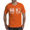 Problem Solved Guitar Mens T-Shirt